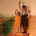 Lucia & Reza winken den freundlichen Sternen